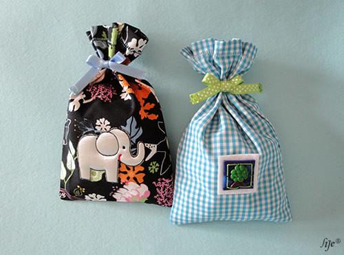 Little bags #15 & #16