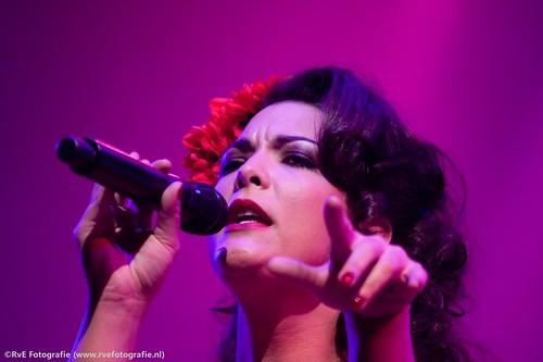 Caro Emerald in de HMH (21-12-2010).