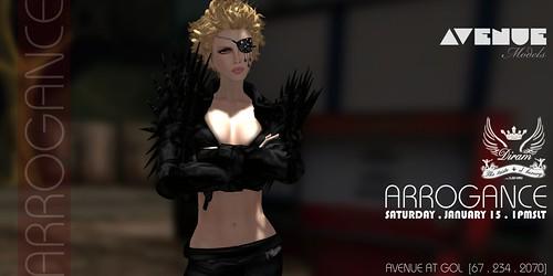 AVENUE Models ::  ARROGANCE by Diram