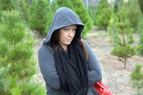 CITY GIRL NO LIKE RAIN OR COLD. CITY GIRL SMASH!!!