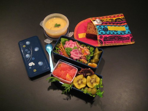 The First 2011 Bento (#125), 08-01-2011