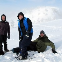 Greater Vancouver Snowshoe - Mount Seymour (First Pump Peak)