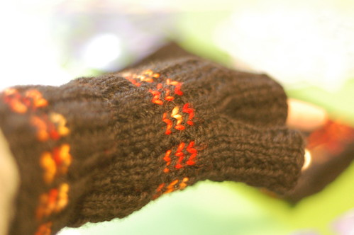 X'mas mitts for Ian