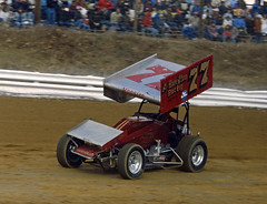 Keith Kauffman Sprint Car Racing