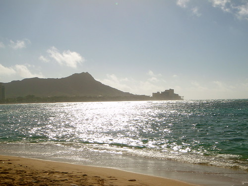 Diamond Head at 10am