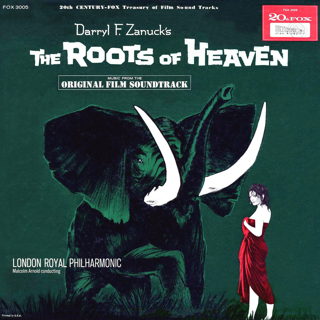 Malcolm Arnold - Roots of Heaven