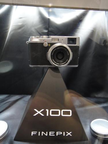 FujiFilm FinePix ProtoType CES2011