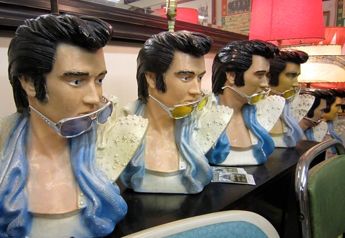 The Elvis Colleciton - Elvi?