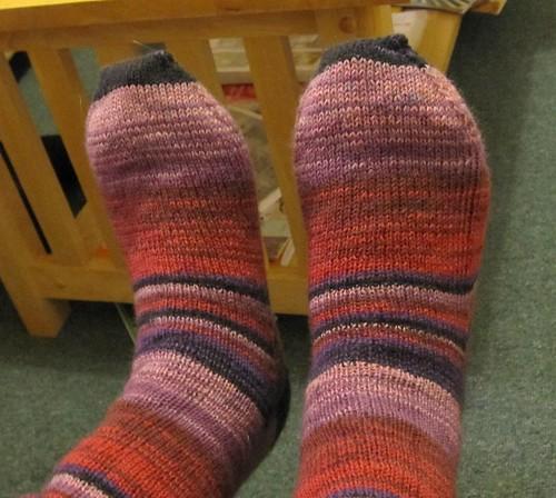 Mum's socks