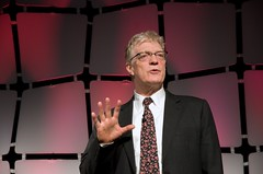 """The"" Sir Ken Robinson"