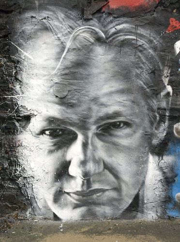 Julian ASSANGE arrested . Wikileaks