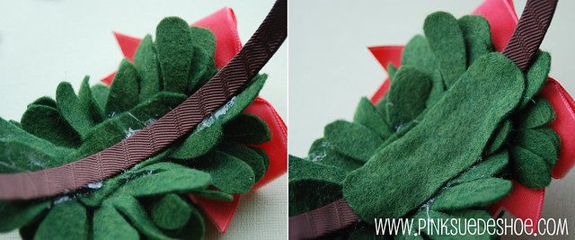 mistletoe headband 6