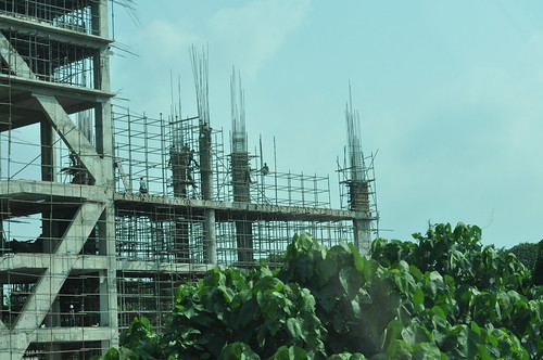 Construction in Kerala