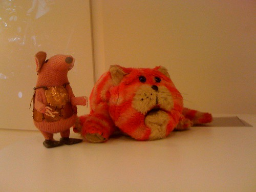 original clanger and bagpuss