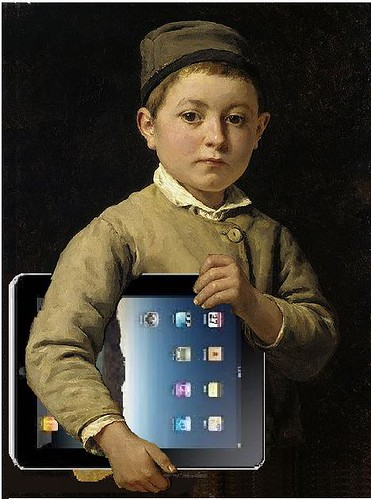 Kids and iPads