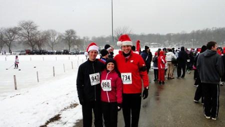 Jingle Bell Run - 12/11/2010