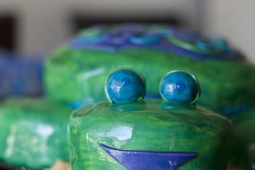 Mr. Sea Turtle by Jonnie Cakes
