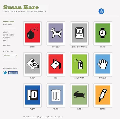 Susan Kare Prints JPG