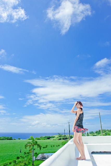 垦丁的天空