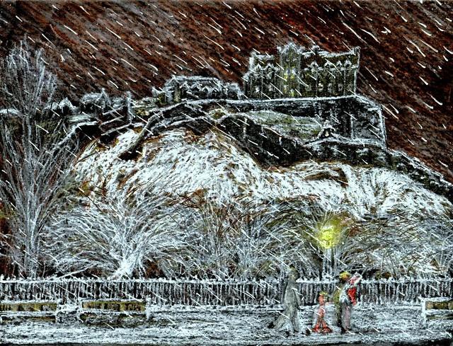 Edinburgh Blizzard
