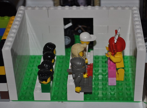 Lego Christmas Village-7
