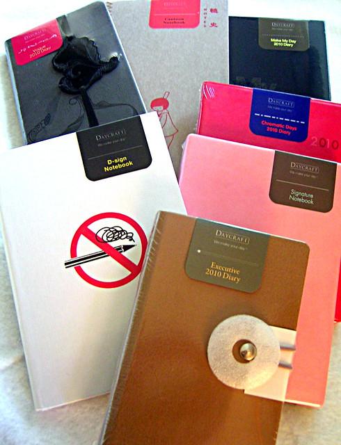 Daycraft 2010 Notebooks