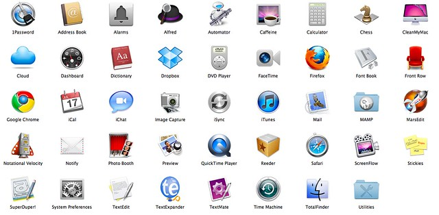 MacBook Air Apps