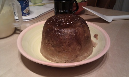 Sussex Pond pudding
