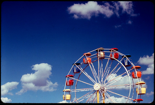 ferris wheel gcf kodachrome