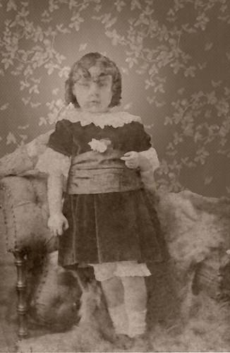 Grandma as Child