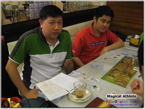 BGC Meetup - Magical Athlete
