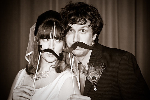 Dave and Stephanie