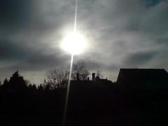 Early Afternoon Sun, Totteridge Village, January 2011