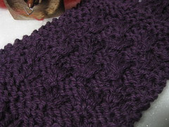Parmenia Dress Test Knit Swatch