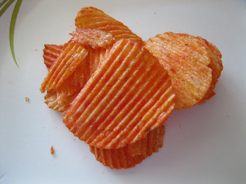 Ruffles Tapatio Limon