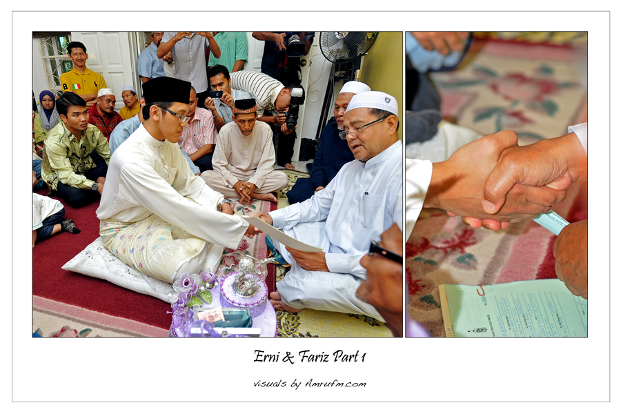 Erni & Fariz Part 1