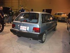 1988 Suzuki Forsa turbo