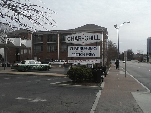 Char-Grill, Raleigh, NC