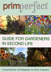 Prim Perfect Garden Special - cover