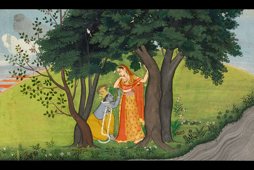 Gita Govinda, Indian miniatures