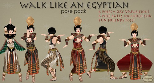 Walk Like an Egyptian: For Project Themeory- Culture Shock!