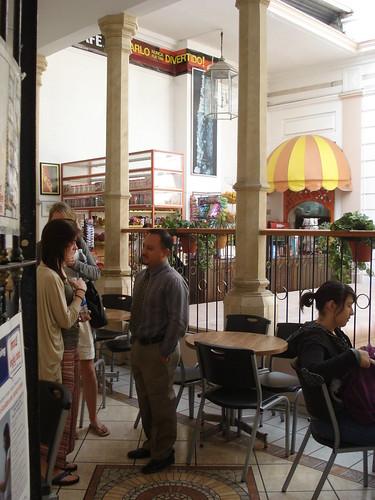 Studying Spanish at IMAC in Guadalajara