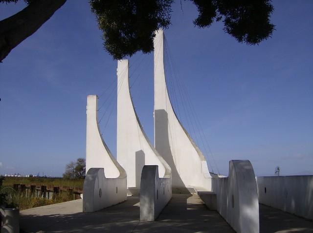 sail sculpture