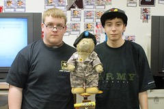 Day 53 General Sarge With Call of Duty Winners