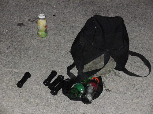 Border Police Uncover Explosives and Firebombs on Palestinian at Checkpoint