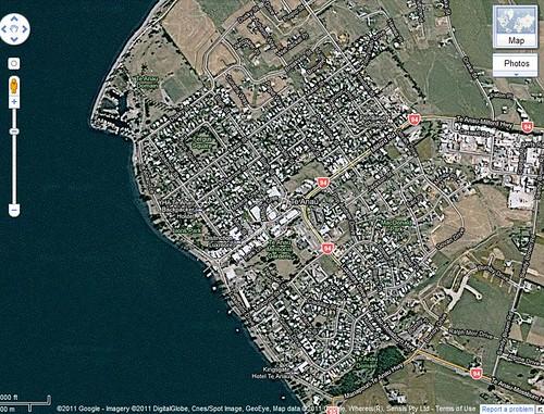te anau city map