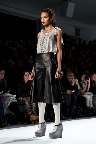 New York Fashion Week Fall 2011 - Nanette Lapore 22