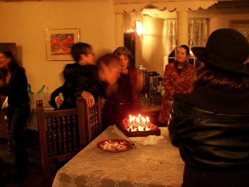 Mabel Dodge - Birthday Party