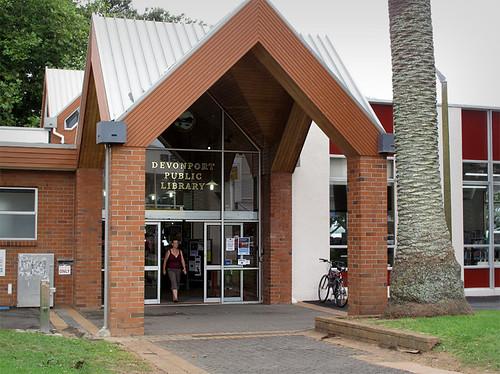 Devonport Public Library