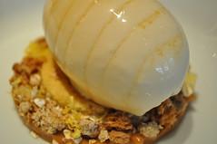 Dessert - Brown Bread Ice Cream